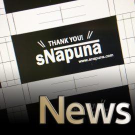 スナプナのニュース