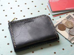 ミニウォレット商品画像009:「財布は小さければ小さいほうがいい」って思う人は是非!