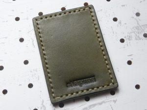 「緑」革色のサンプル画像