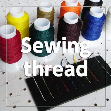 縫い糸のサンプル画像です。