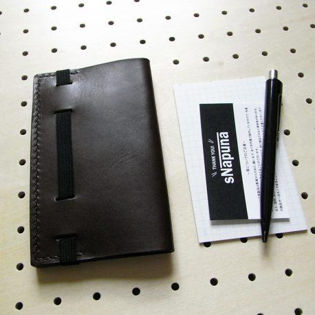 情報カードケース(5×3インチ)商品画像002:裏側の画像です。