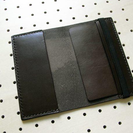 情報カードケース(5×3インチ)商品画像003:展開して中側の画像です。