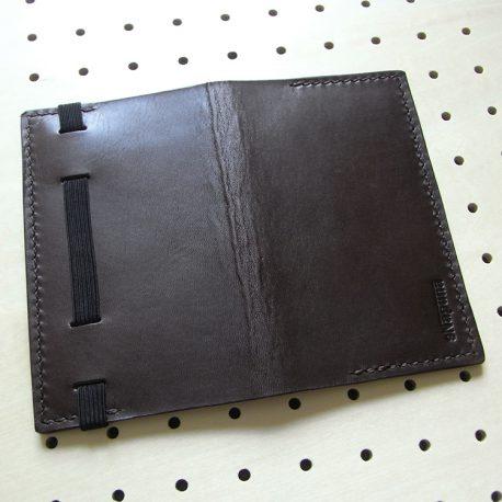 情報カードケース(5×3インチ)商品画像004:展開して外側の画像です。