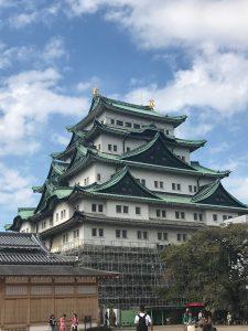 名古屋城の画像