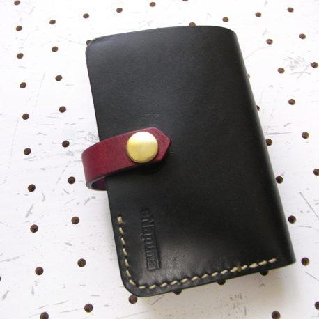 ハーフウォレットhw002-002商品画像:表側の画像です。