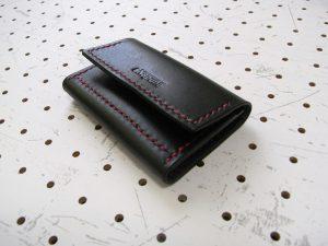 名刺入れ(カードケース)002商品画像003:側面から見た画像です。マチがあります。