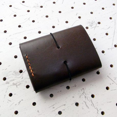 ミニマムウォレット003(ゴム紐)商品画像005:裏面の画像です。