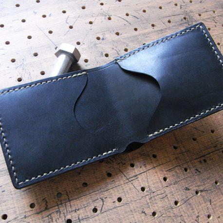 シンプルウォレット(札カード入れ)商品画像004:展開して内側の画像です