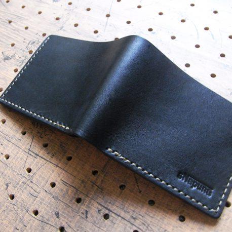 シンプルウォレット(札カード入れ)商品画像005:展開して外側の画像です