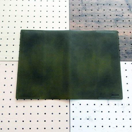 B5ノートカバー(セミB5・6号)商品画像005:開いて外側の画像です。