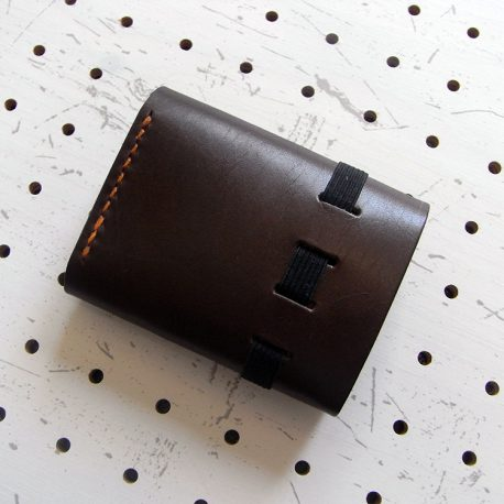 ミニマムウォレット002(ゴムバンド)商品画像003:裏面の画像です