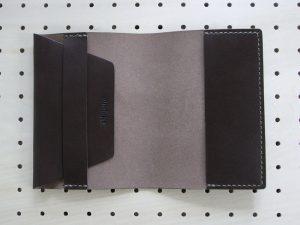 文庫本カバー(フリーサイズ※A6規格)商品画像004:開いた時の画像です