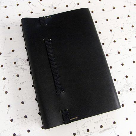 四六判ブックカバー(188×128mm※フリーサイズ)商品画像002:裏側から見た画像です