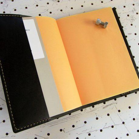 四六判ブックカバー(188×128mm※フリーサイズ)商品画像007:表紙側のイメージです
