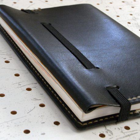 四六判ブックカバー(188×128mm※フリーサイズ)商品画像011:収納後の裏表紙側の画像です