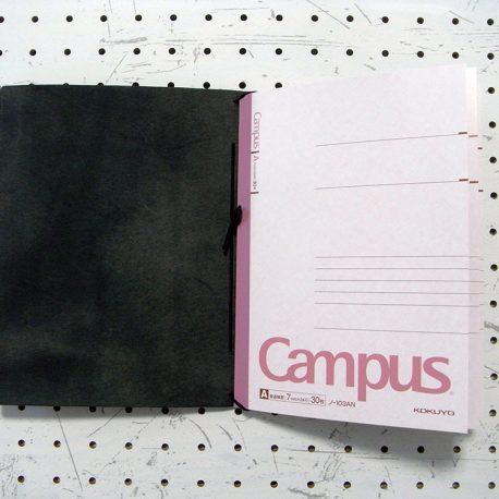 A5シンプルノートカバー商品画像012:ノートの表紙面です。